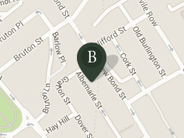 Street Map to Brompton's Auctioneers